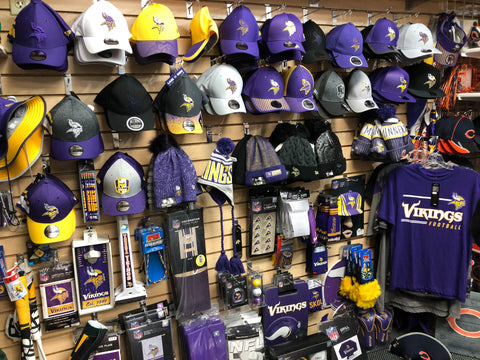 NFL Viking Apparel & Novelty Items