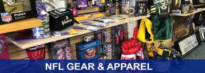 NFL Gear & Apparel
