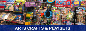 Arts Crafts & Playsets