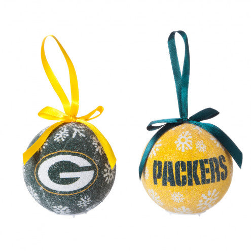 PACKERS LED ORNAMENTS