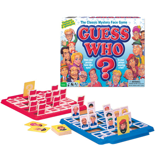 CLASSIC GUESS WHO