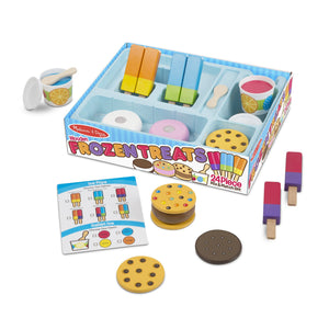 MELISSA & DOUG SWEET TREATS PLAYSETS