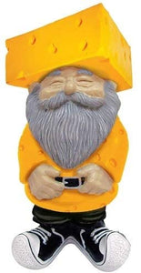 PACKERS CHEESEHEAD GARDEN GNOME