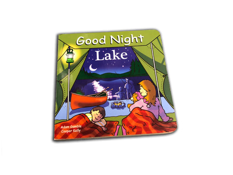Good Night Lake - Book