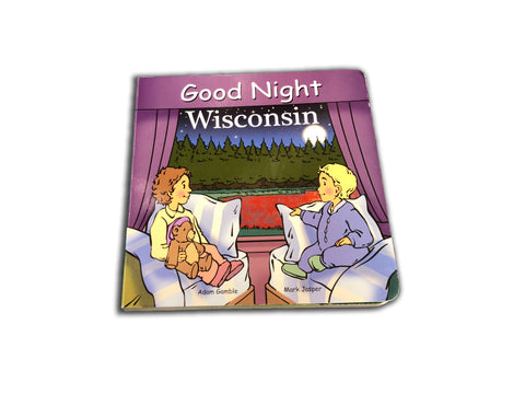 Good Night Wisconsin - Book
