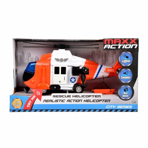 MAXX ACTION REALISTIC ACTION TRUCKS