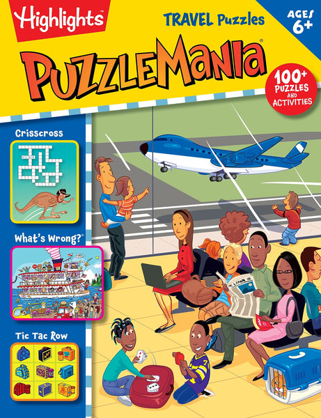 HIGHLIGHTS PUZZLEMANIA