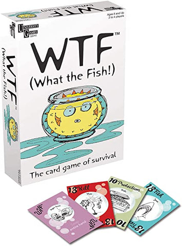 WTF WHAT THE FISH GAME