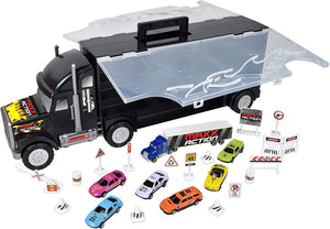 MAXX ACTION CAR HAULER