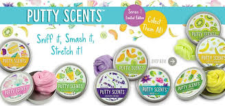 PUTTY SCENTS