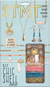 STMT D.I.Y CHIC SHELL JEWELRY