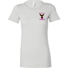 Load image into Gallery viewer, Women's Bellla Crew Neck T-Shirt (additional colors available)