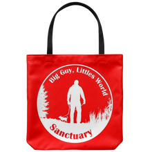 Load image into Gallery viewer, Sanctuary Logo Tote Bag (additional colors available)