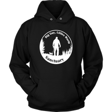 Load image into Gallery viewer, Sanctuary Logo Hoodie