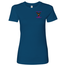 Load image into Gallery viewer, Women's Next Level Crew Neck T-Shirt (additional colors available)