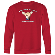 Load image into Gallery viewer, Men's Crewneck Sweatshirt (Additional Colors Available)