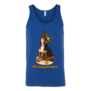 Unisex Canvas Tanktop (additional colors available)