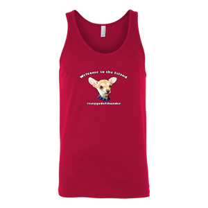 Unisex Canvas Tank Top (additional colors available)