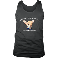 Load image into Gallery viewer, Men's District Tank Top (additional colors available)