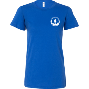 Women's Bella Crew Neck T-Shirt (Additional Colors Available)