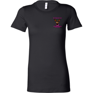 Women's Bellla Crew Neck T-Shirt (additional colors available)