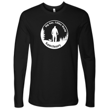 Load image into Gallery viewer, Men's  Next Level Long Sleeve T-Shirt (additional colors available)