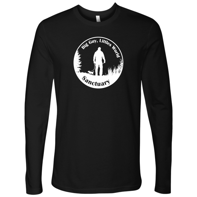 Men's  Next Level Long Sleeve T-Shirt (additional colors available)
