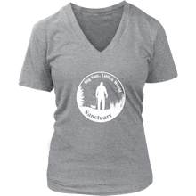 Load image into Gallery viewer, Women's District V-Neck T-Shirt (additional colors available)