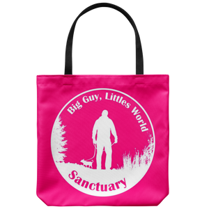 Sanctuary Logo Tote Bag (additional colors available)