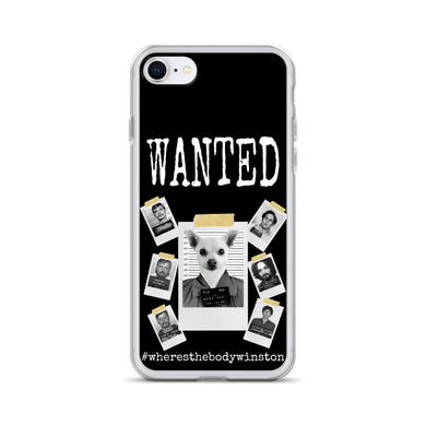 Winston iPhone Case