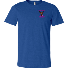 Load image into Gallery viewer, Unisex Canvas T-Shirt (additional colors available)