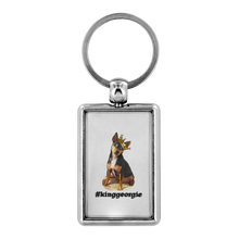 Load image into Gallery viewer, Keychain King Georgie