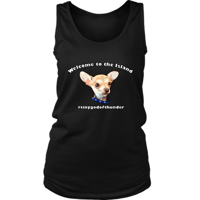 Women's District Tank Top (additional colors available)