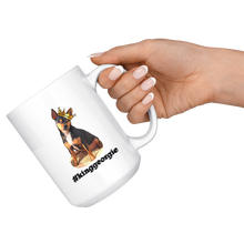 Load image into Gallery viewer, White 15oz Mug (additional colors available)