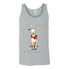 Load image into Gallery viewer, Unisex Canvas Tank (additional colors available)