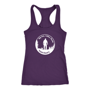 Unisex Next Level Racerback Tank (additional colors available)