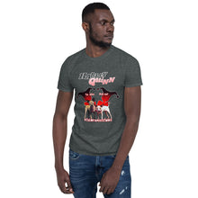 Load image into Gallery viewer, Short-Sleeve Harley Quinn Unisex T-Shirt