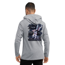Load image into Gallery viewer, Unisex Thor Lightweight Hoodie