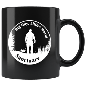 Sanctuary Logo 11oz mug