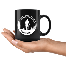 Load image into Gallery viewer, Sanctuary Logo 11oz mug