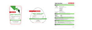 Nature-Cide Insect Repllent Labels & SDS