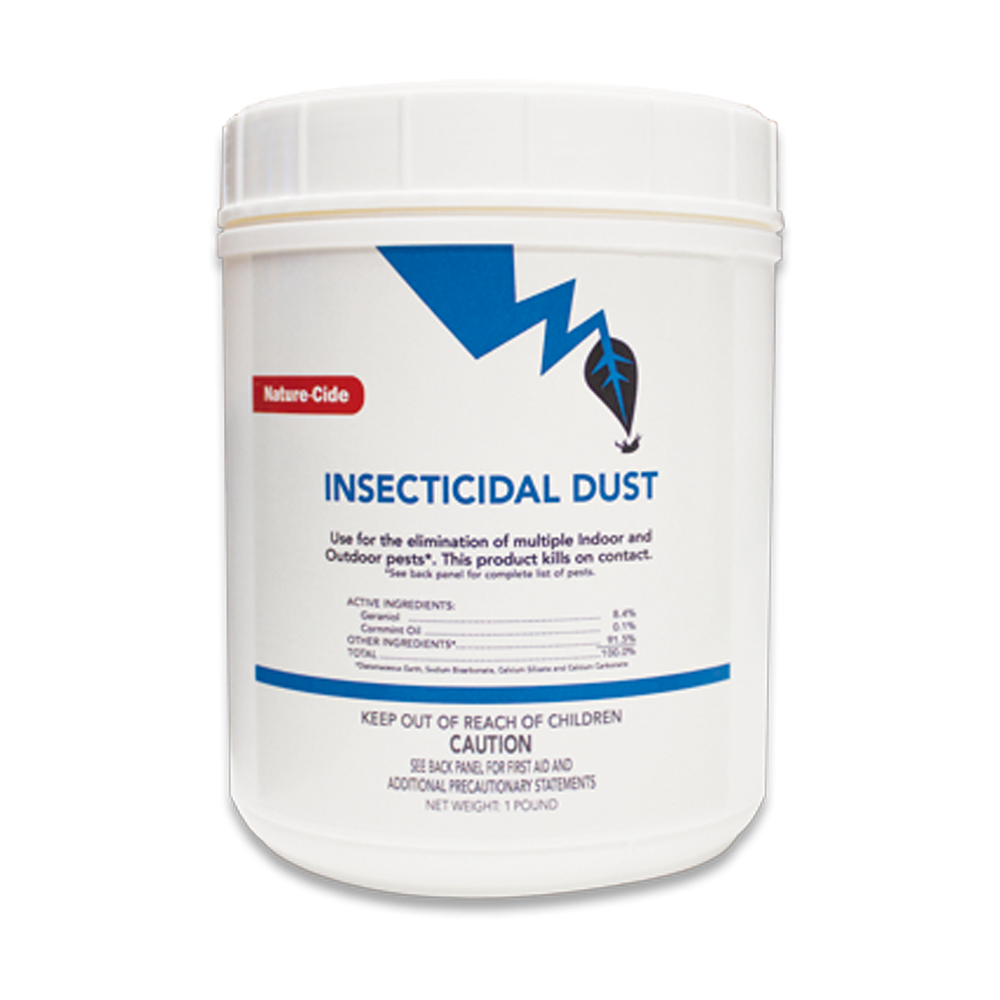 Nature-Cide Insecticidal Dust