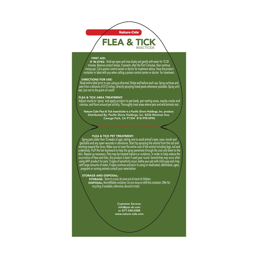 Nature-Cide Flea & Tick