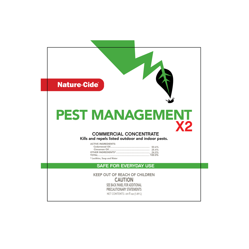 Nature-Cide Pest Management X2