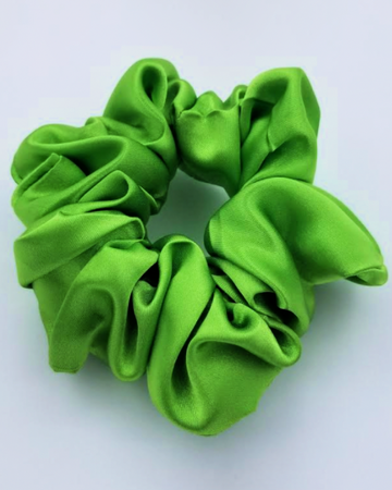 Diba's Fabric Scrunchies