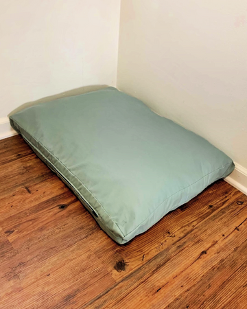 Sustainably Snug Stuff-it-Yourself Pet Bed Liner