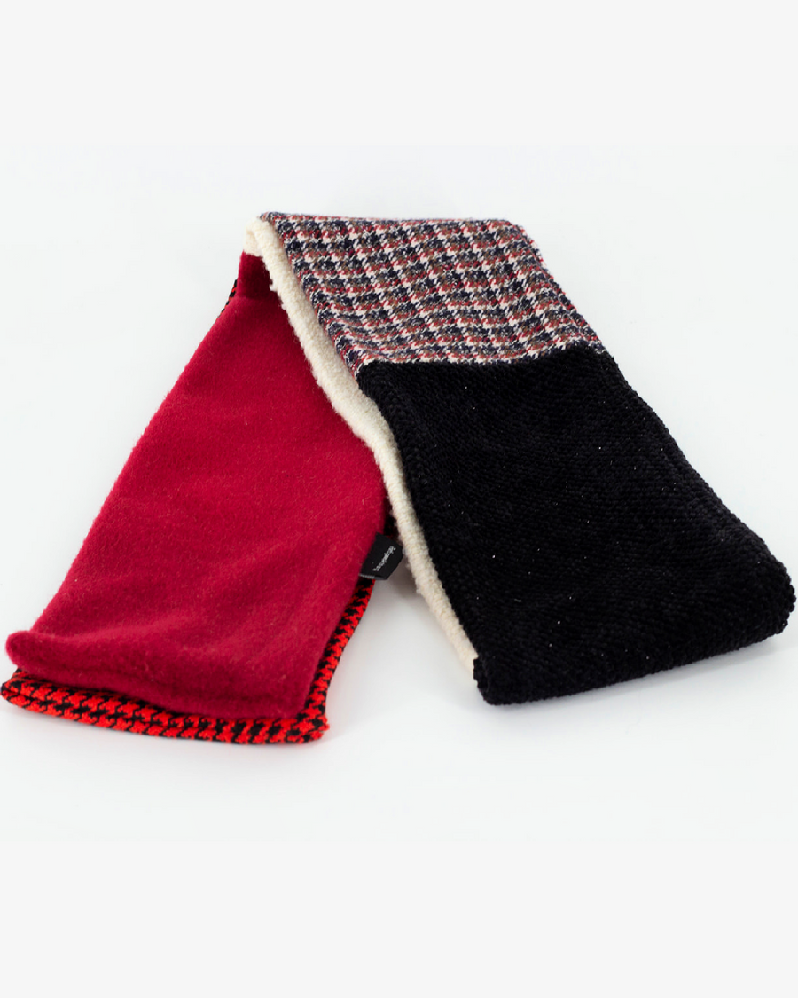 Karima's Winter Wool Scarves