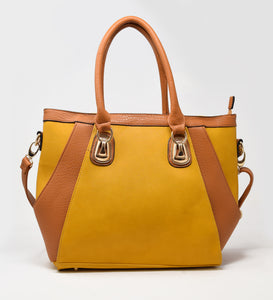 Spacious Tote Handbag