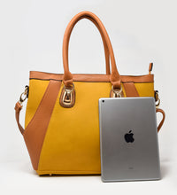 Load image into Gallery viewer, Spacious Tote Handbag