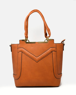 Medium Structured Tote